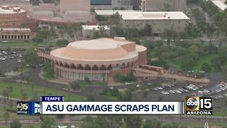 ASU Gammage now doing free parking after late rollout to program - Video
