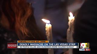Deadly massacre on the Las Vegas Strip - Video
