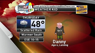 Weather Kid - Danny