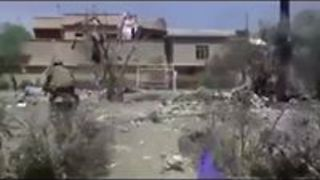 Iraqi Forces Clash With Islamic State in Advance Toward Mosul's Old City - Video