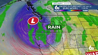 Scott Dorval's Idaho News 6 Forecast - Friday 5/14/21