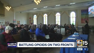 Church leaders gather in Phoenix to address opioid crisis