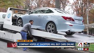 Carvana changing the way people buy cars - Video