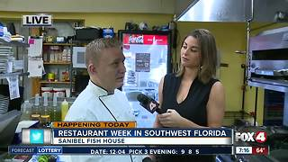 Sanibel Restaurant Week - Video