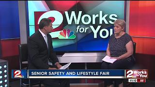 Senior Safety and Lifestyle Fair at Expo Square - Video
