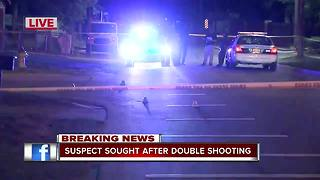 Tampa Police investigating double shooting - Video