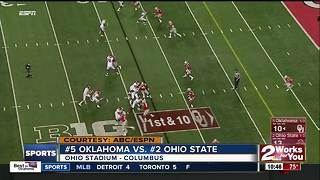 Sooners stun #2 Ohio State, 31-16 - Video