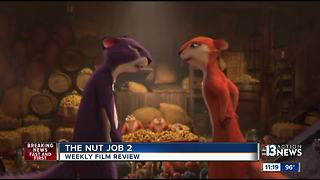 Josh Bell reviews the latest movie releases - Video