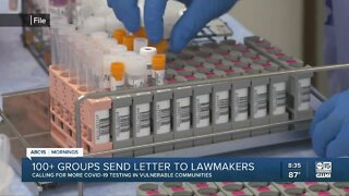 100-plus groups send letter to lawmakers