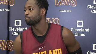 "Dwyane Wade Thinks the Cavs SUCK: ""Ain't Nobody Afraid of Us"" - Video"