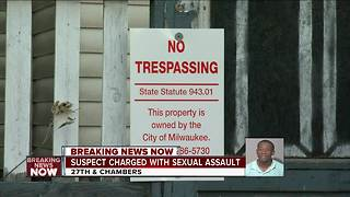 Charges files against man accused of sexually assaulting 12-year-old - Video