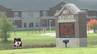 Holt Public Schools looking into changing lunch policy - Video