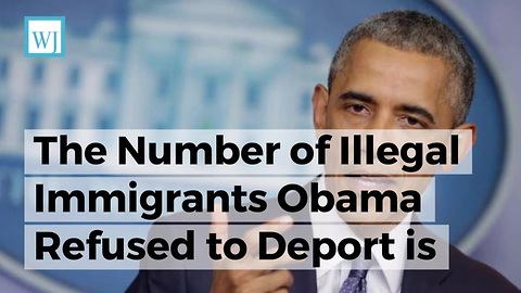 The Number of Illegal Immigrants Obama Refused to Deport is More Than the Entire Population of Atlanta