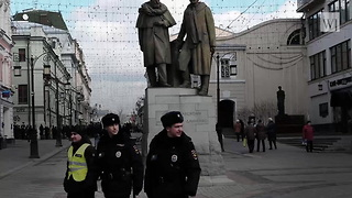 Russia Moves In, Arrests 2 Suspected NATO Spies - Video