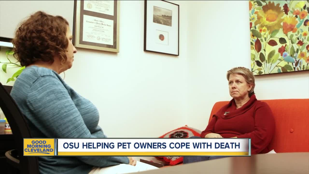OSU helping pet owners cope with death