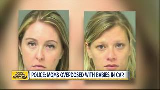 911 call released after young moms overdose on heroin in Boynton Beach - Video