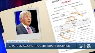 State attorney officially drops charges against Robert Kraft, 24 others arrested in Jupiter sex sting