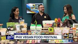 Check out the Phoenix Vegan Food Festival - Video