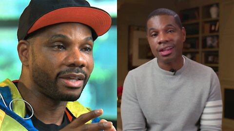 Kirk Franklin Shares Sad News His Dad's Died With Heartbreaking Tribute.