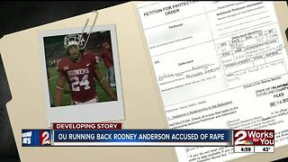 OU running back Rodney Anderson denies sexual assault allegations - Video
