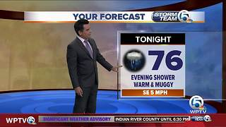 South Florida weather 7/7/18 - 6pm report - Video