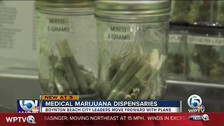 Boynton Beach approves medical marijuana dispensaries - Video