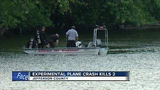 Victims in deadly aircraft crash identified - Video