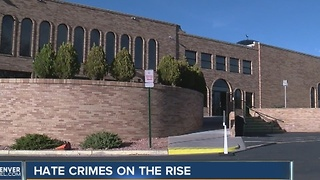 Hate crimes on the rise in Colorado - Video