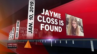Jayme Closs: Timeline of events - Video