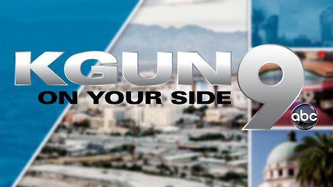 KGUN9 On Your Side Latest Headlines | March 25, 4am