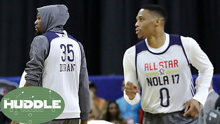 Is the New NBA All-Star Game Format a FAIL? -The Huddle - Video