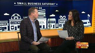Shop Local on Small Business Saturday - Video