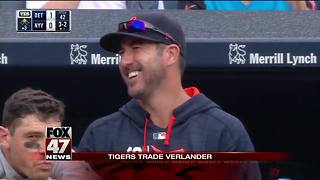 Astros boost rotation with trade for Verlander - Video