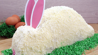 Divine Easter Bunny Cake Recipe - Video