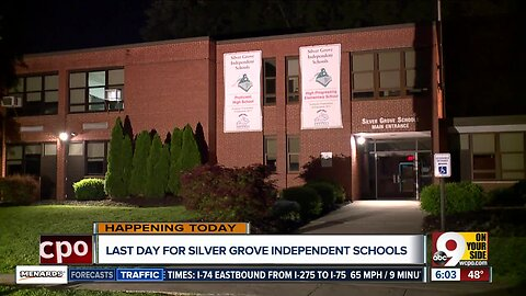 Last day for Silver Grove Independent Schools