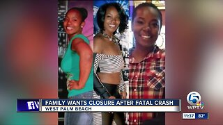 Family seeks justice, closure year after deadly crash in West Palm Beach