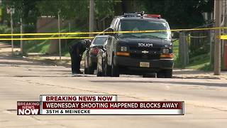 1 killed, 1 injured in Milwaukee overnight double shooting - Video