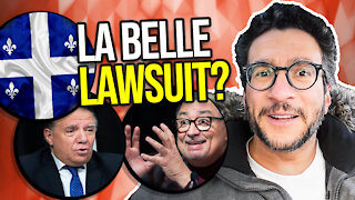 Quebec government is getting SUED over lockdown orders - Lawyer explains - Viva Frei Vlawg