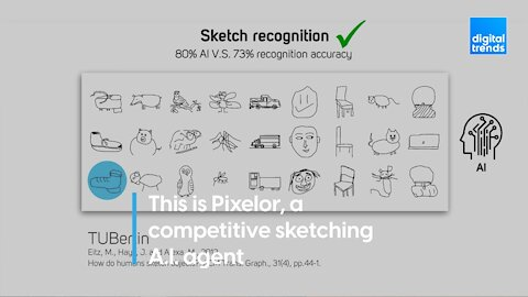 This bot will destroy you at Pictionary. It's also a huge milestone for A.I.