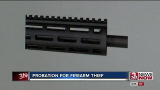 Sarpy County family upset after man gets probation in gun theft