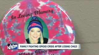 Bills doctor fighting opioid crisis after losing daughter - Video