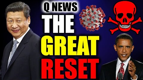 """The """"Great Reset"""" Plot To Enslave Us, Massive Voter Fraud Plot For 2020 Elections, & MORE..."""