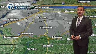 7 First Alert Forecast, 1207 11pm - Video