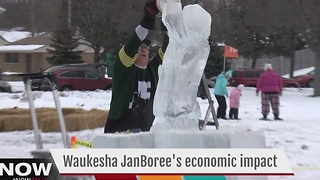 Waukesha businesses look for strong sales during JanBoree - Video