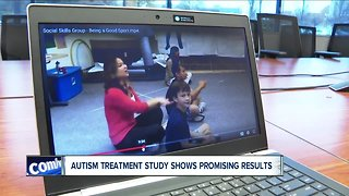 """Buffalo researchers find """"highly effective"""" treatment for children with autism"""