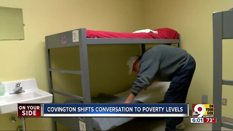 Leaders look for a way to address poverty rate in Covington