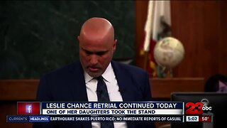 Leslie Chance trial continues