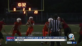 Berean Christian vs Jupiter Christian 9/13