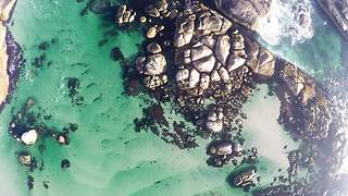 Drone images reveal stunning beaches in Denmark, Western Australia - Video