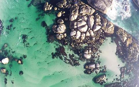 Drone images reveal stunning beaches in Denmark, Western Australia